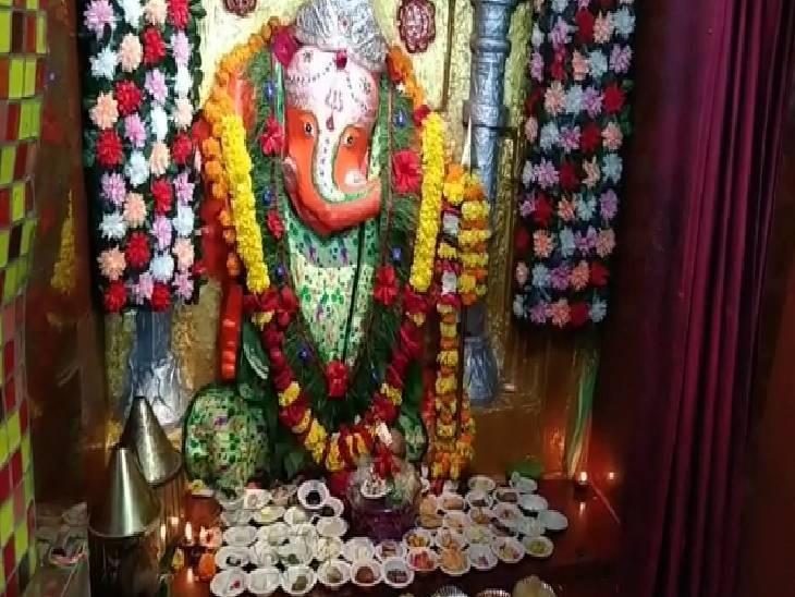 श्री सिद्धी विनायक गणेश मंदिर। - Dainik Bhaskar