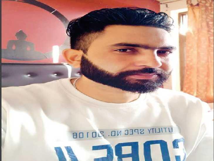 हरदीप सिंह बंटी की फाइल फोटो। - Dainik Bhaskar
