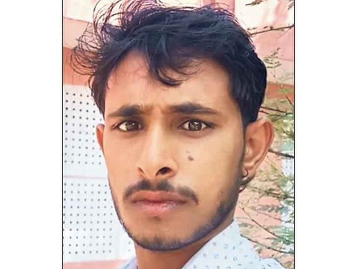 पीड़ित सुनील - Dainik Bhaskar