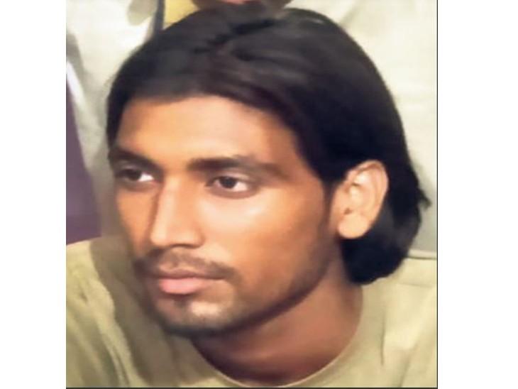 20 लाख रुपए की रंगदारी मांगने वाला टाइगर गैंग का मुख्य सरगना गिरफ्तार|नीमराना,Neemrana - Dainik Bhaskar