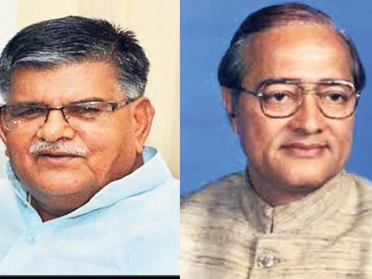 ऊर्जा मंत्री बीडी कल्ला ने जवाब दिया तो भाजपा ने असहमति जताते हुए वाॅकआउट कर दिया। - Dainik Bhaskar