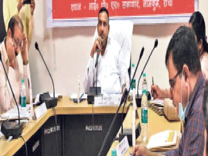 कन्या भ्रूण हत्या रोकने के लिए 836 अल्ट्रासाउंड क्लिनिकों की होगी जांच|रांची,Ranchi - Dainik Bhaskar