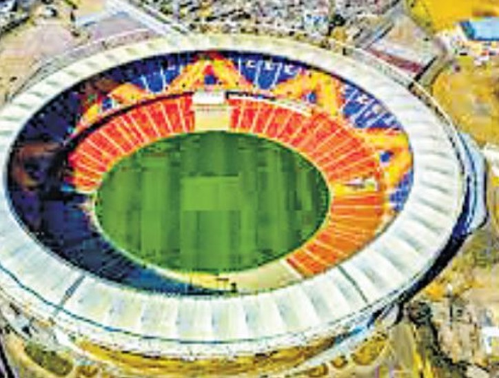 अनुमानित लागत से 10.16% कम लागत पर यह कंपनी स्टेडियम का निर्माण करेगी। - Dainik Bhaskar