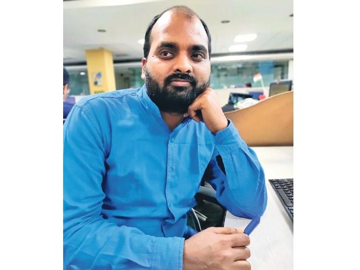 अब समाजसेवी पत्रकार जैनेंद्र ज्योति की पहली पुण्यतिथि पर रक्तदान शिविर लगा दी जाएगी श्रद्धांजलि|पटना,Patna - Dainik Bhaskar
