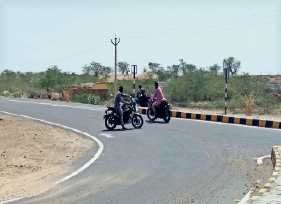 ऐसे सड़कों पर घूमते रहते लपकें (फाइल फोटो) - Dainik Bhaskar
