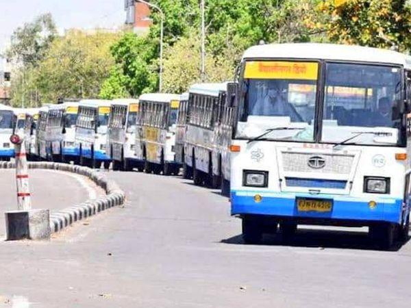 विधानसभा में हंगामे के बीच पारित हुआ विधेयक, परिवहन मंत्री ने कहा- 500 नई बसें खरीदने की तैयारी|जयपुर,Jaipur - Dainik Bhaskar