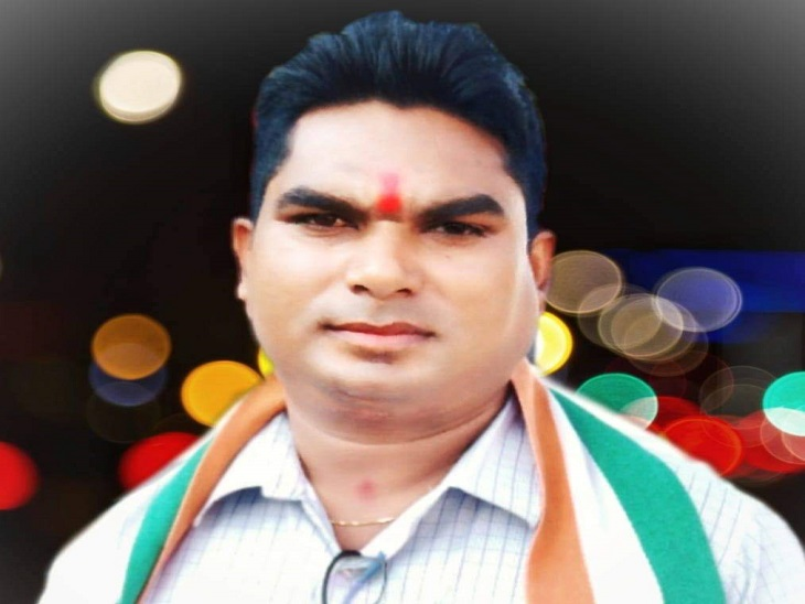 जुलाई 2021 में राज्य सरकार ने रामकुमार पटेल को राज्य शाकंभरी बोर्ड का अध्यक्ष नियुक्त किया था। - Dainik Bhaskar