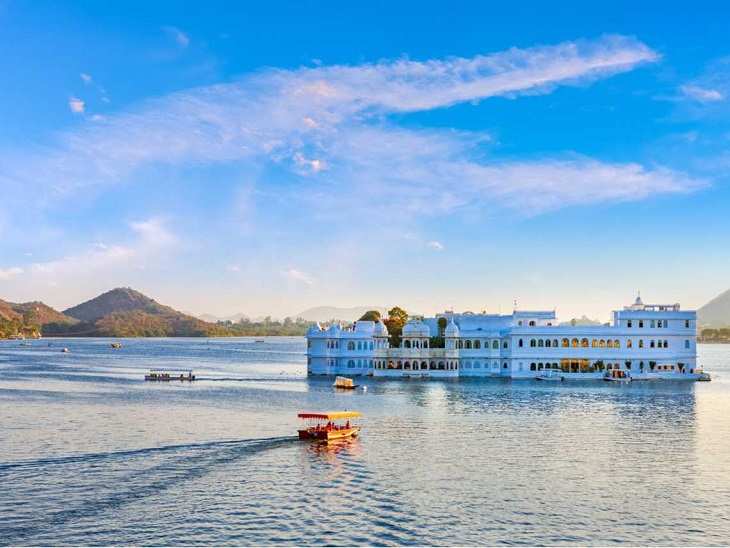 दोपहर ढाई बजे खोलेंगे स्वरूप सागर के गेट, सीधे लिंक नहर से फतहसागर में डायवर्ट होगा पानी, मदार नहर के साथ अब दोनों तरफ से मिलेगा फतहसागर को पानी|उदयपुर,Udaipur - Dainik Bhaskar