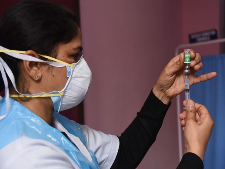 चंडीगढ़ में अब तक साढे 12 लाख डोज दी जा चुकीं, इनमें 8 लाख 57 हजार को पहला और 3 लाख 69 हजार को लगा दूसरा टीका|चंडीगढ़,Chandigarh - Dainik Bhaskar
