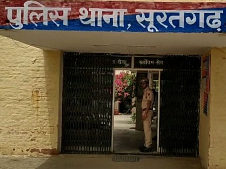 5 माह पहले हुई पति की मौत से थी परेशान, अपनी भतीजे के परिवारके साथरहती थी|श्रीगंंगानगर,Sriganganagar - Dainik Bhaskar
