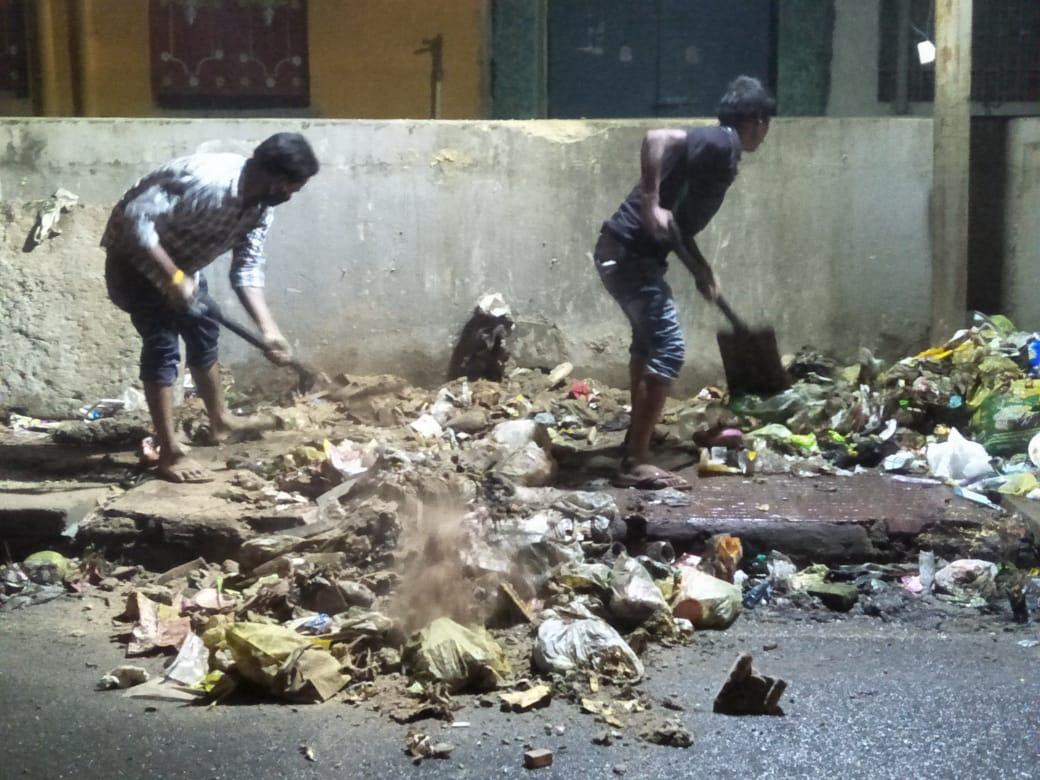 हाईकोर्ट की सख्ती से निगम में हड़कंप, आननफानन में बनी सफाई व्यवस्था; निगम का दावा- टूट गई है हड़ताल, यूनियन ने साध ली है चुप्पी|बिहार,Bihar - Dainik Bhaskar
