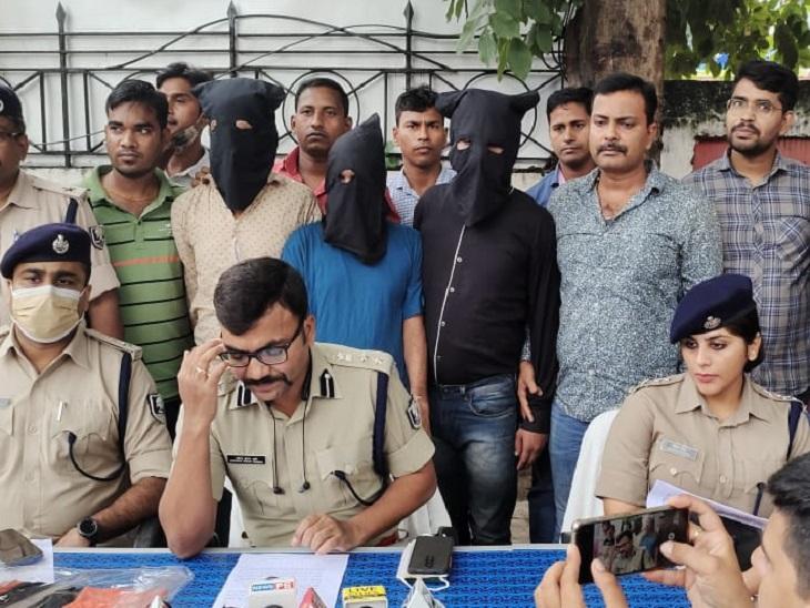 हत्या के लिए छोटे भाई ने ड्राइवर को एक कट्ठा जमीन तो जेल रिर्टन अपराधी को 3 लाख की दी थी सुपारी|पटना,Patna - Dainik Bhaskar