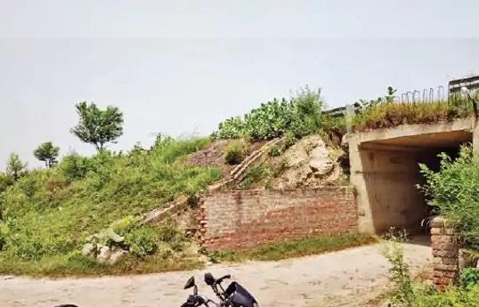 हब्बोवाल जहां गुरमुख सिंह रोडे ने दो बम छोड़े थे।