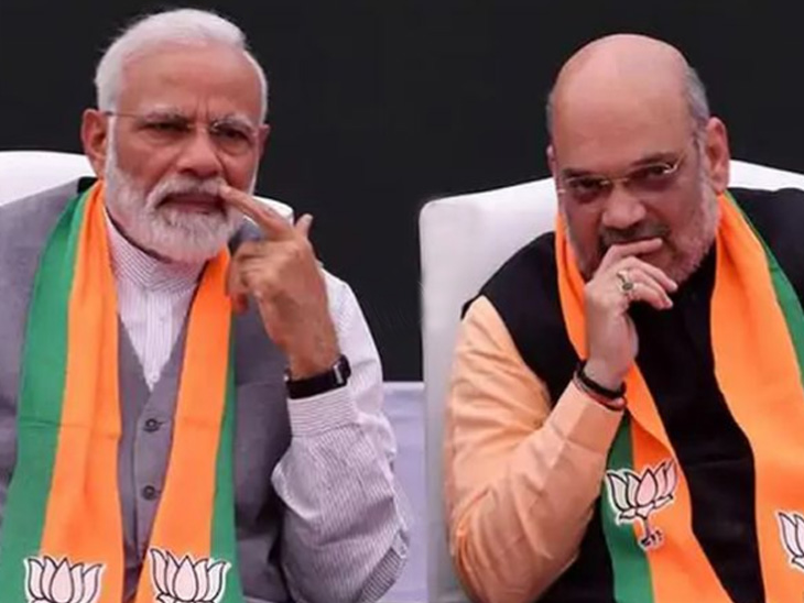 नाराज नेता नहीं माने तो दिल्ली संदेश भिजवाया गया; हाईकमान ने चुपचाप काम करने की धमकी दी, तब शांत हुआ माहौल|गुजरात,Gujarat - Dainik Bhaskar