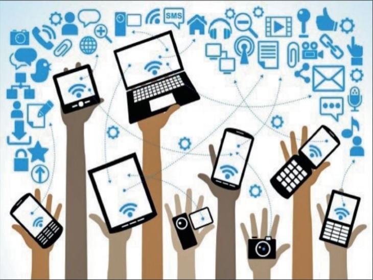 'डिजिटल नशे' से बचने के लिए मनोवैज्ञानिक लोगों को स्क्रीन से दूर रहने की सलाह दे रहे|विदेश,International - Dainik Bhaskar