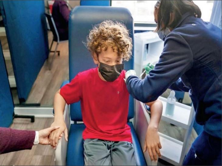 अमेरिका में स्कूल खुलने के बीच बच्चों में संक्रमण के पुराने सभी रिकॉर्ड टूट रहे, सिंगापुर में 80% वैक्सीनेशन के बाद भी बढ़ रहे केस|विदेश,International - Dainik Bhaskar