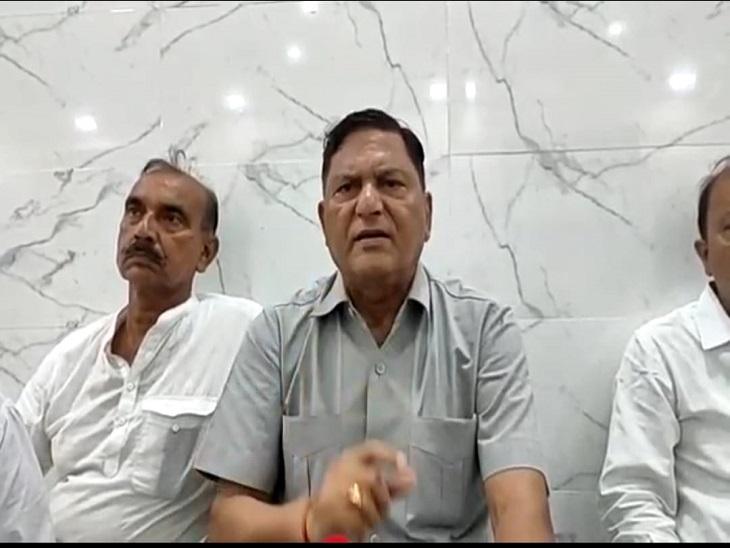 प्रदेश के 75 जनपदों में 8 चरणों में जाएगी यात्रा, व्यापारियों को किया जाएगा जागरूक, सरकार बनाने का दिलाया जाएगा संकल्प|आजमगढ़,Azamgarh - Dainik Bhaskar