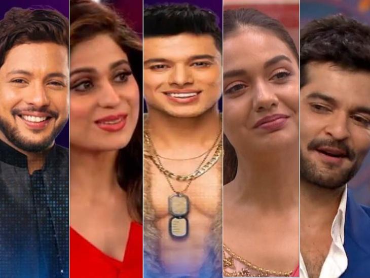 फिनाले में पहुंचे प्रतीक, निशांत शमिता, दिव्या और राकेश, पिछले सीजनों में ये कंटेस्टेंट भी बन चुके हैं फाइनलिस्ट टीवी,TV - Dainik Bhaskar