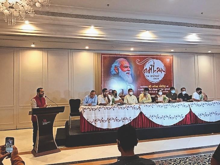 पीएम मोदी के जन्मदिन पर केक की बजाय 71 किलो की जलेबी कटेगी, लोक गायक करेंगे गुणगान, 31 होटलों में 10% छूट मिलेगी गुजरात,Gujarat - Dainik Bhaskar