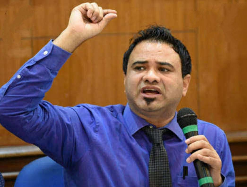 सीएए-एनआरसी के मामले में भड़काऊ भाषण देने के आरोपी हैं डॉ कफील, 29 सितंबर को हो सकती है कोर्ट में पेशी अलीगढ़,Aligarh - Dainik Bhaskar