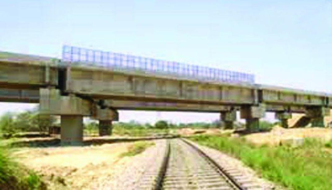 शहर को अनूपशहर और एनएच-91 से जोड़ेगा रेलवे ओवर ब्रिज, सेतु निगम ने शासन को भेजा था प्रस्ताव अलीगढ़,Aligarh - Dainik Bhaskar