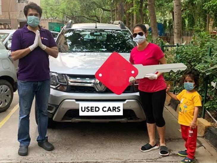 सेकेंड हैंड कार खरीदते वक्त RC और बीमा समेत 5 डॉक्युमेंट भी चेक करें, जानिए कब फॉर्म 32 और 35 की जरूरत होगी? टेक & ऑटो,Tech & Auto - Dainik Bhaskar
