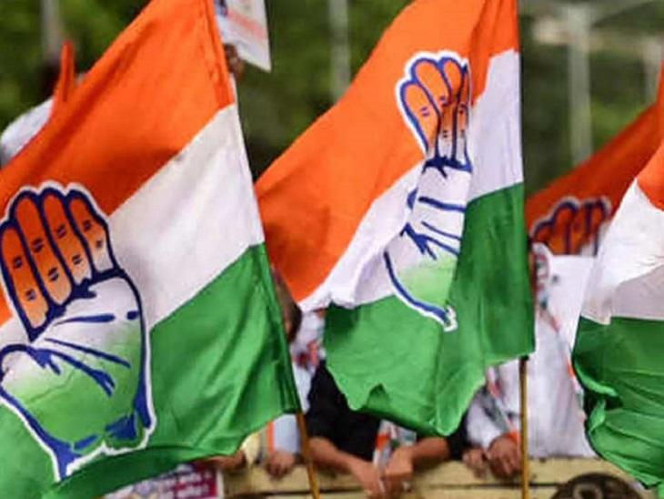 जिला कांग्रेस कमेटी के प्रवक्ता गणेश दत्त शर्मा ने बताया कि बेरोजगारी दिवस पर कांग्रेस कार्यकर्ता 11.30 बजे पार्टी कार्यालय पर इकट्ठा होंगे। - Dainik Bhaskar