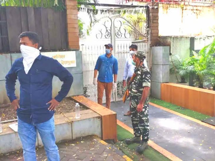 CBI और ED के बाद अब इनकम टैक्स डिपार्टमेंट ने अनिल देशमुख के मुंबई और नागपुर के ठिकानों पर छापा मारा|देश,National - Dainik Bhaskar