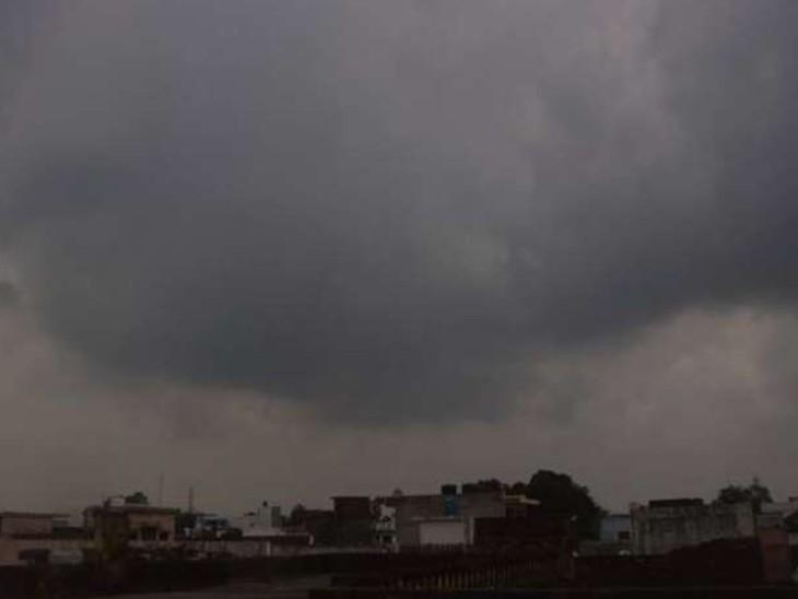 पश्चिमी UP और दिल्ली NCR में छाए काले बादल, अयोध्या में लगातार बारिश; CM योगी का आदेश- ग्राउंड पर जाकर नुकसान का जायजा लें अफसर|देश,National - Dainik Bhaskar