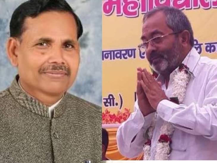 साइकिल पर सवार हुए पप्पू और भगेलू, लखनऊ में ली सपा की सदस्यता; बसपा के पिलर माने जाते थे दोनों नेता|सुलतानपुर,Sultanpur - Dainik Bhaskar