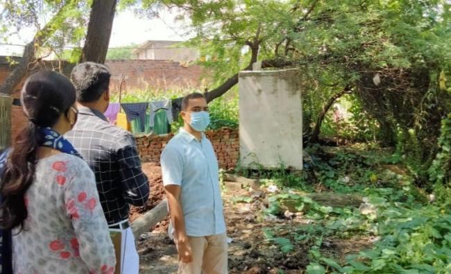 कुरसौली गांव में गंदगी फैलाने वाले 34 ग्रामीण किए गए चिन्हित, नोटिस देने के बाद भी नहीं सुधरे, ग्राम सचिव ने थाने में दी रिपोर्ट|कानपुर,Kanpur - Dainik Bhaskar