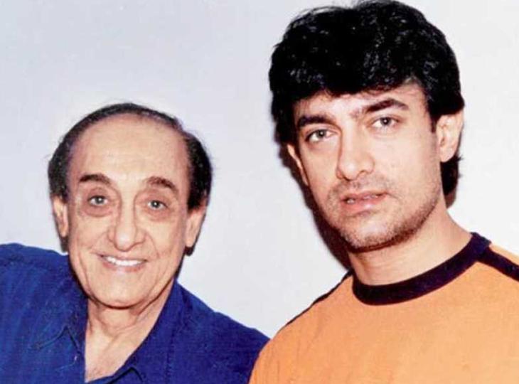 कर्ज में दबकर दिवालिया हो गए थे आमिर खान के पिता, जॉब के लिए अपनी ग्रैजुएशन की डिग्री तलाशने लगे थे|बॉलीवुड,Bollywood - Dainik Bhaskar