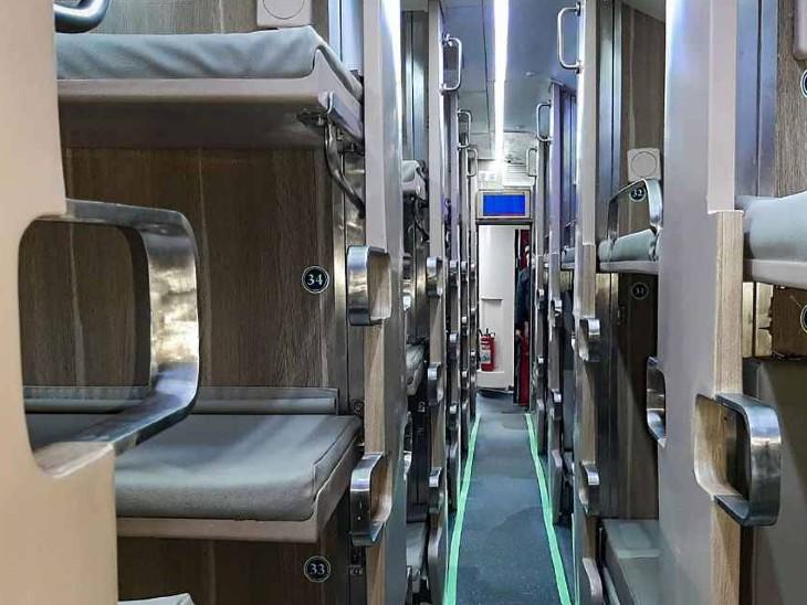 कोरोना के मामलों में आ रही कमी को देखते हुए रेलवे अब बंद पड़ी यात्री सुविधाएं फिर शुरू करने पर विचार कर रहा है। - Dainik Bhaskar