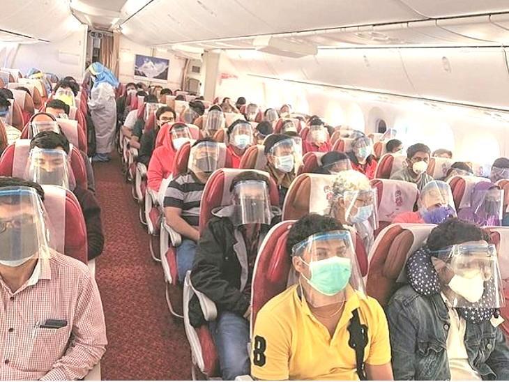 एयरलाइंस कंपनियों को 85% क्षमता के साथ उड़ानें संचालित करने की अनुमति मिली देश,National - Dainik Bhaskar