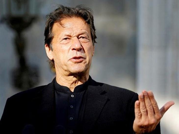 इमरान खान बोले- अफगानिस्तान में अमेरिका का साथ देने की पाकिस्तान ने भारी कीमत चुकाई, US की हार के लिए हमें दोष न दें|देश,National - Dainik Bhaskar