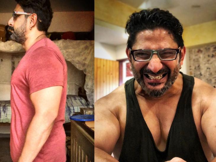 अरशद वारसी का ट्रांसफॉर्मेशन देख फैंस बोले-ऐसी बॉडी तो जॉन सीना की भी नहीं है, आमिर खान ने नागा चैतन्य को खुद कॉल करके ऑफर की थी 'लाल सिंह चड्ढा'|बॉलीवुड,Bollywood - Dainik Bhaskar