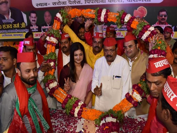 विधायक संजय गर्ग बोले- BJP की गलत नीतियों से व्यापारी बदहाल, व्यापारियों के प्रति भाजपा का रवैया संवेदनहीन वाराणसी,Varanasi - Dainik Bhaskar