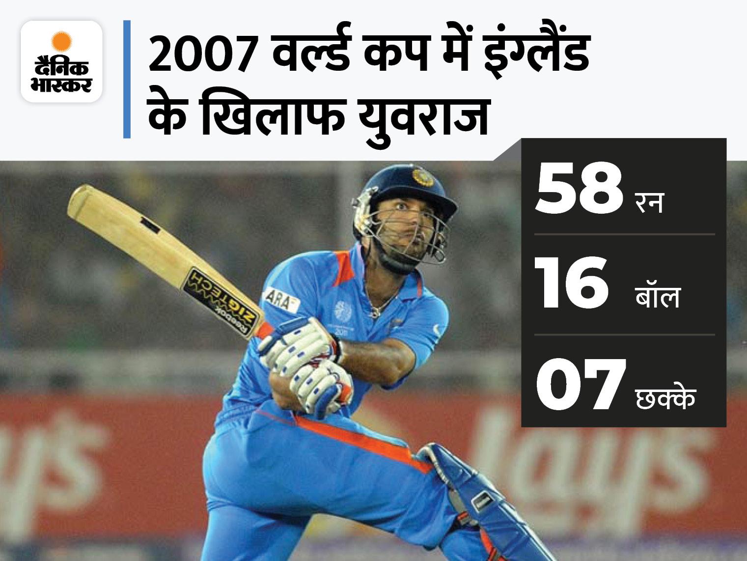 14 साल पहले इंग्लैंड के खिलाफ किया था कारनामा; फ्लिंटॉफ ने दिलाया था गुस्सा फिर आई स्टुअर्ट ब्रॉड की शामत|क्रिकेट,Cricket - Dainik Bhaskar