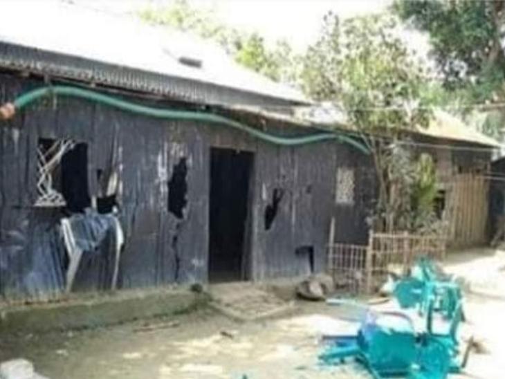 प्रधानमंत्री मोदी मार्च में बांग्लादेश दौरे पर गए थे। इस दौरान हिफाजत-ए-इस्लाम ने कई हिंदुओं के घर जला दिए थे। (फाइल)