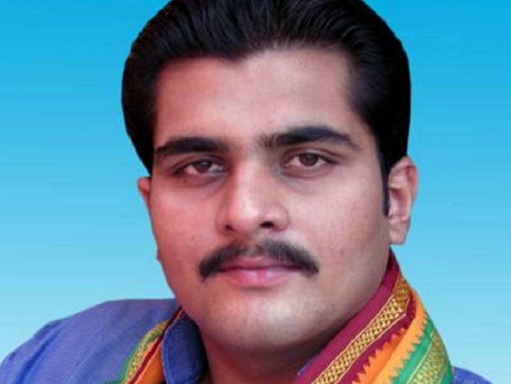 छत्तीसगढ़ BJP के फायर ब्रांड नेता युद्धवीर सिंह 37 साल की उम्र में निधन। - Dainik Bhaskar