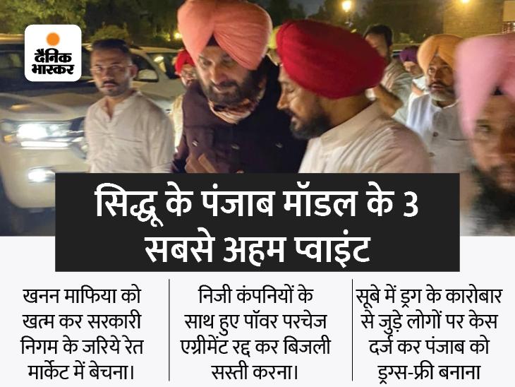 नए CM के पास 18 सूत्री एजेंडा पूरा करने को महज साढ़े 3 महीने, आसान नहीं बिजली समझौते रद्द करना और नशे के सौदागरों को जेल भेजना|देश,National - Dainik Bhaskar