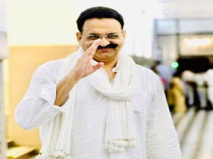 आजमगढ़ के तरवां थाने में हत्या के मामले में आरोपी हैं मुख्तार, 11 अभियुक्तों पर है आरोप|आजमगढ़,Azamgarh - Dainik Bhaskar