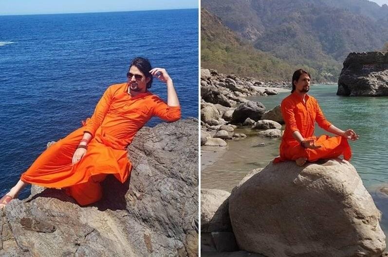 आनंद गिरि को फोटो सेशन का भी काफी शौक है। समुद्र व टीलों के करीब ध्यान करते उनकी कई फोटो सोशल मीडिया में सामने आ चुकी हैं।