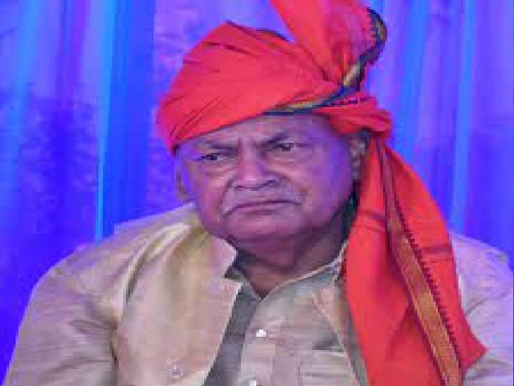 VIP के विधायक मुसाफिर पासवान को लेना पड़ा सोशल मीडिया का सहारा, शरारती लोगों ने उनकी मौत की झूठी खबर फैला दी थी|बिहार,Bihar - Dainik Bhaskar