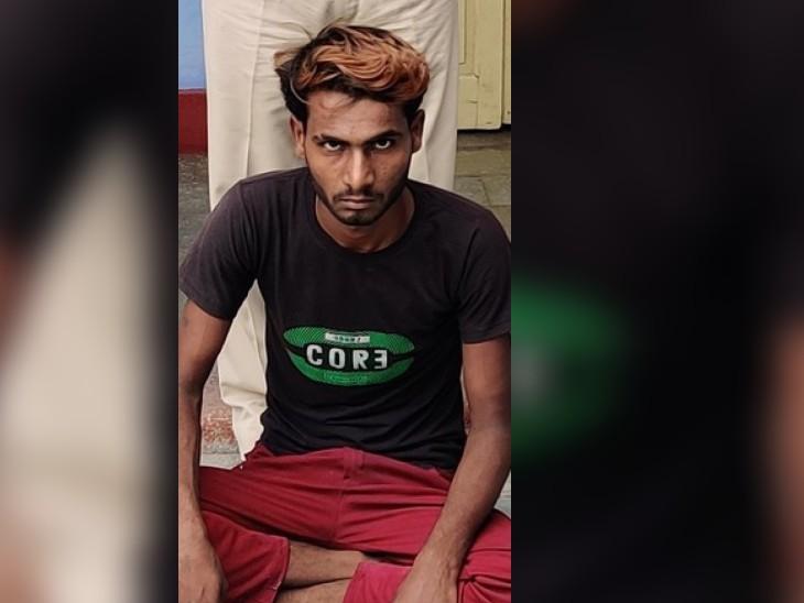 महाराष्ट्र से पकड़कर बामनवास लेकर आई पुलिस,दो महीने पहले नाबालिग को घर से उठाकर ले गया था,मामला दर्ज होते ही भाग गया|गंगापुर सिटी,Gangapur City - Dainik Bhaskar