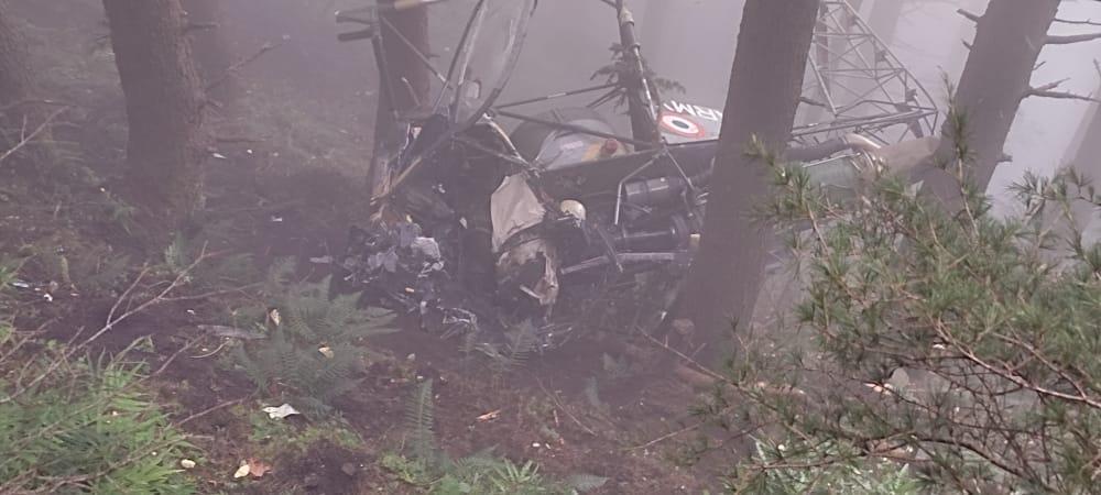 आर्मी के मेजर और कैप्टन की गई जान, नगरोटाइलाके से भरी थी उड़ान; खराब मौसम के कारण हुआ हादसा|देश,National - Dainik Bhaskar