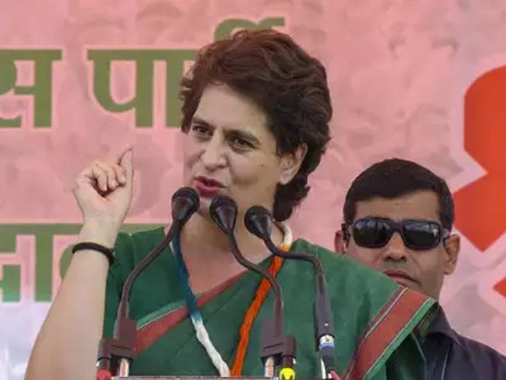 PM मोदी के संसदीय क्षेत्र में गांधी जयंती पर कांग्रेस महासचिव फूंकेगी चुनावी बिगुल, प्रवक्ता बोले- नहीं होगा किसी दल से गठबंधन|आजमगढ़,Azamgarh - Dainik Bhaskar