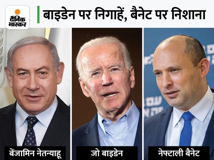 इजराइल के पूर्व PM ने अमेरिकी राष्ट्रपति की नकल उतारी, सोशल मीडिया पर तेजी से वायरल हो रहा VIDEO विदेश,International - Dainik Bhaskar