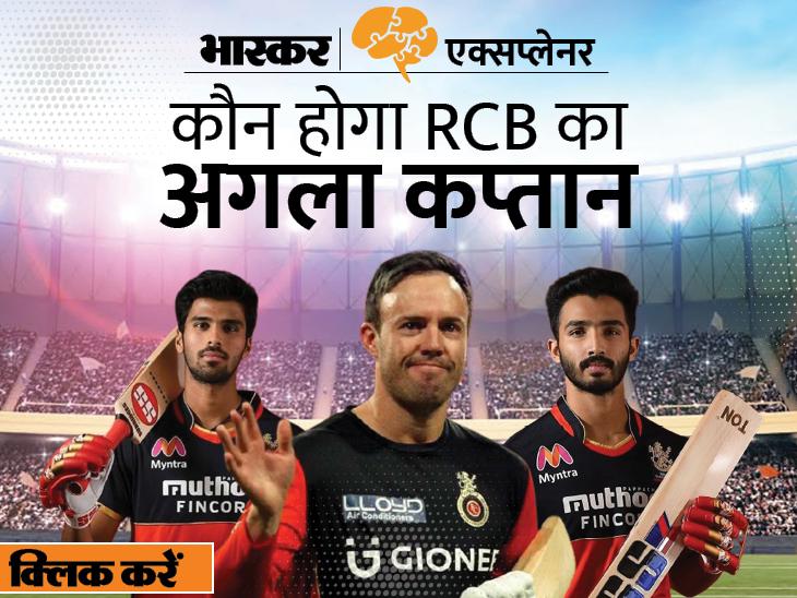 विराट के हटने के बाद क्या अगले ऑक्शन में नया कप्तान खरीदेगी RCB, अगर मौजूदा टीम में किसी चेहरे पर लगाया दांव तो वो कौन होगा?|एक्सप्लेनर,Explainer - Dainik Bhaskar