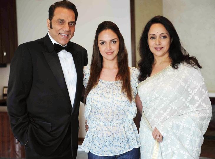 ईशा देओल ने कहा, 'सुपरस्टार्स होने के बावजूद हेमा मालिनी-धर्मेंद्र ने उन्हें स्टारकिड्स नहीं, आम बच्चों की तरह परवरिश दी'|बॉलीवुड,Bollywood - Dainik Bhaskar